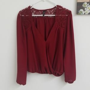 Croped blouse